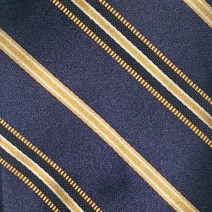Jos A. Banks Signature Platinum Silk Tie